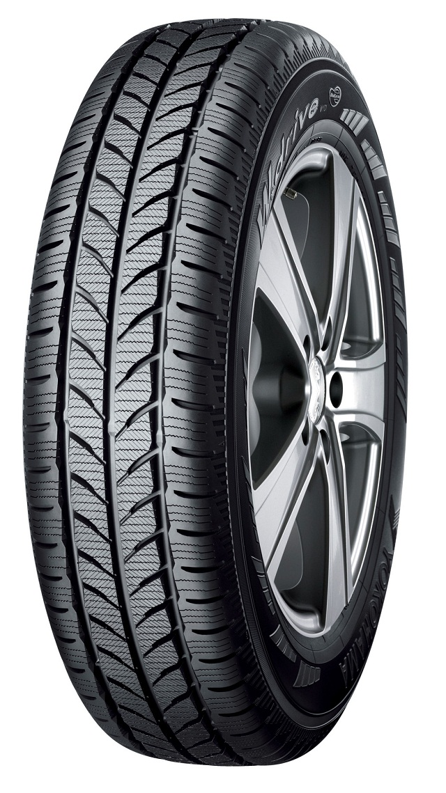 Gomme Nuove Yokohama 225/70 R15C 112R WDRIVEWY01 M+S pneumatici nuovi Invernale