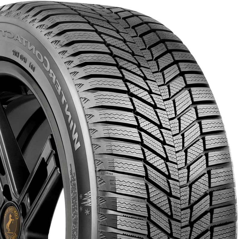 Gomme Nuove Continental 235/55 R17 99H WINTERCONTACT M+S (100%) pneumatici nuovi Invernale
