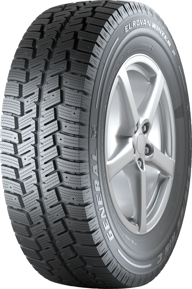 Gomme Nuove General Tire 235/65 R16C 115/113R EUROVAN WINTER 2 M+S pneumatici nuovi Invernale