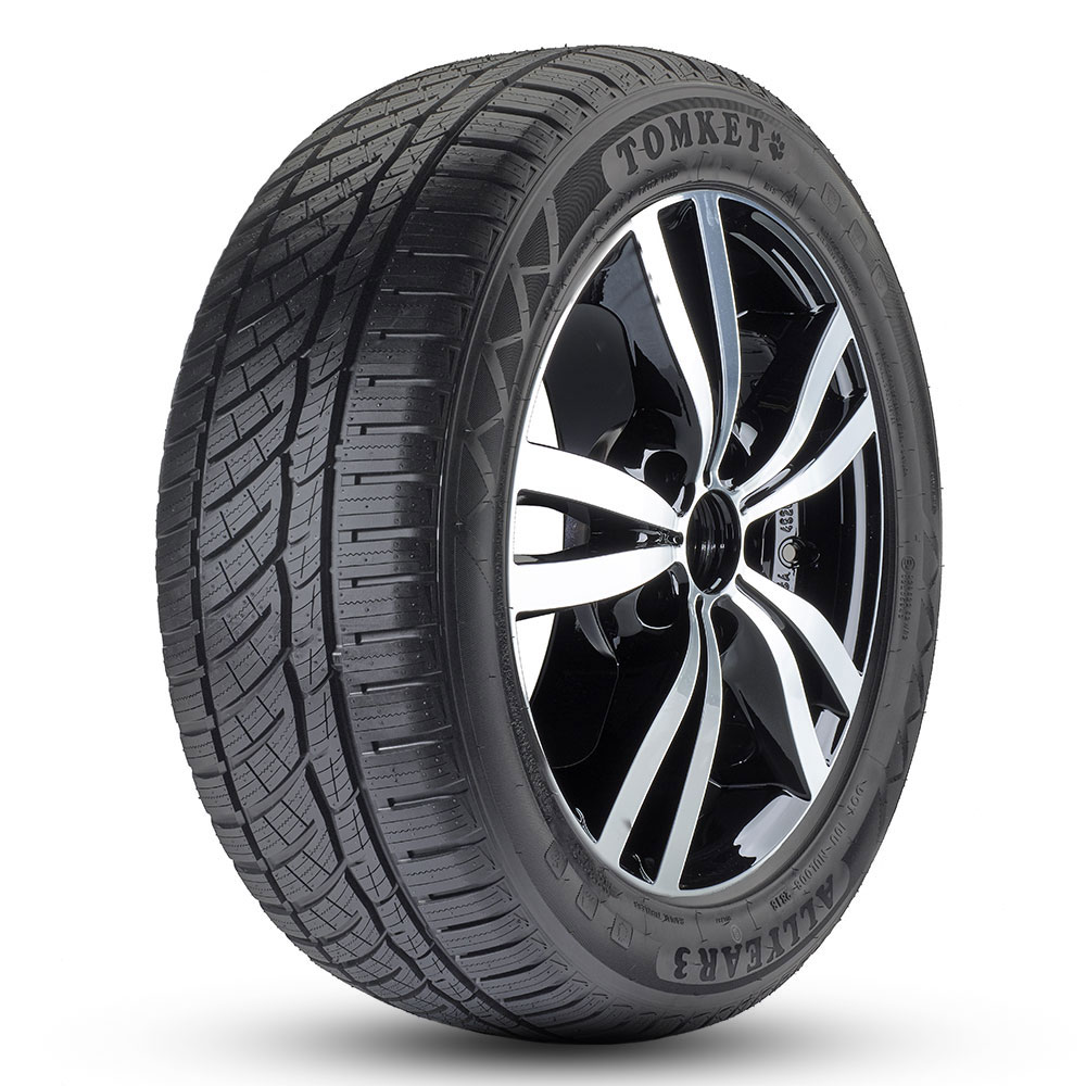 Gomme Nuove Tomket 195/55 R16 91H ALLYEAR 3 XL M+S pneumatici nuovi All Season