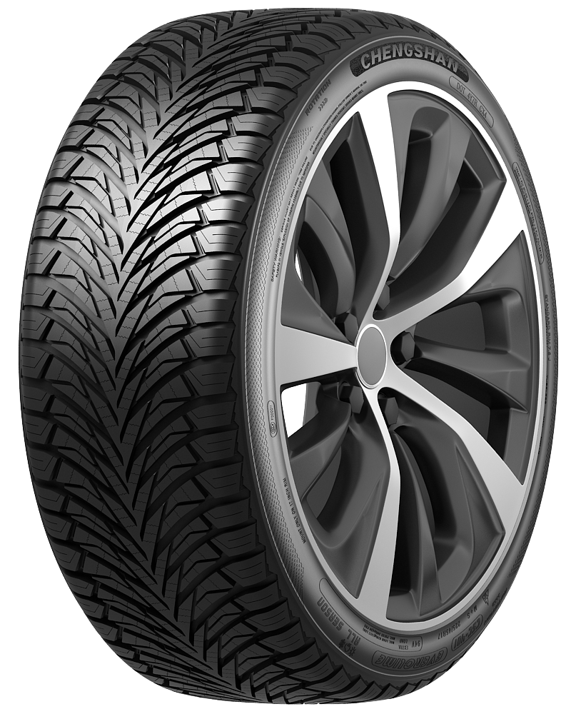 Gomme Nuove Chengshan 155/80 R13 79T CSC401 M+S pneumatici nuovi All Season