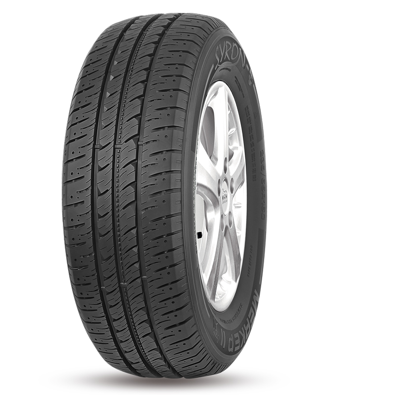 Gomme Nuove Syron 235/65 R16C 121/119T 10PR MERKEP 2X M+S pneumatici nuovi All Season