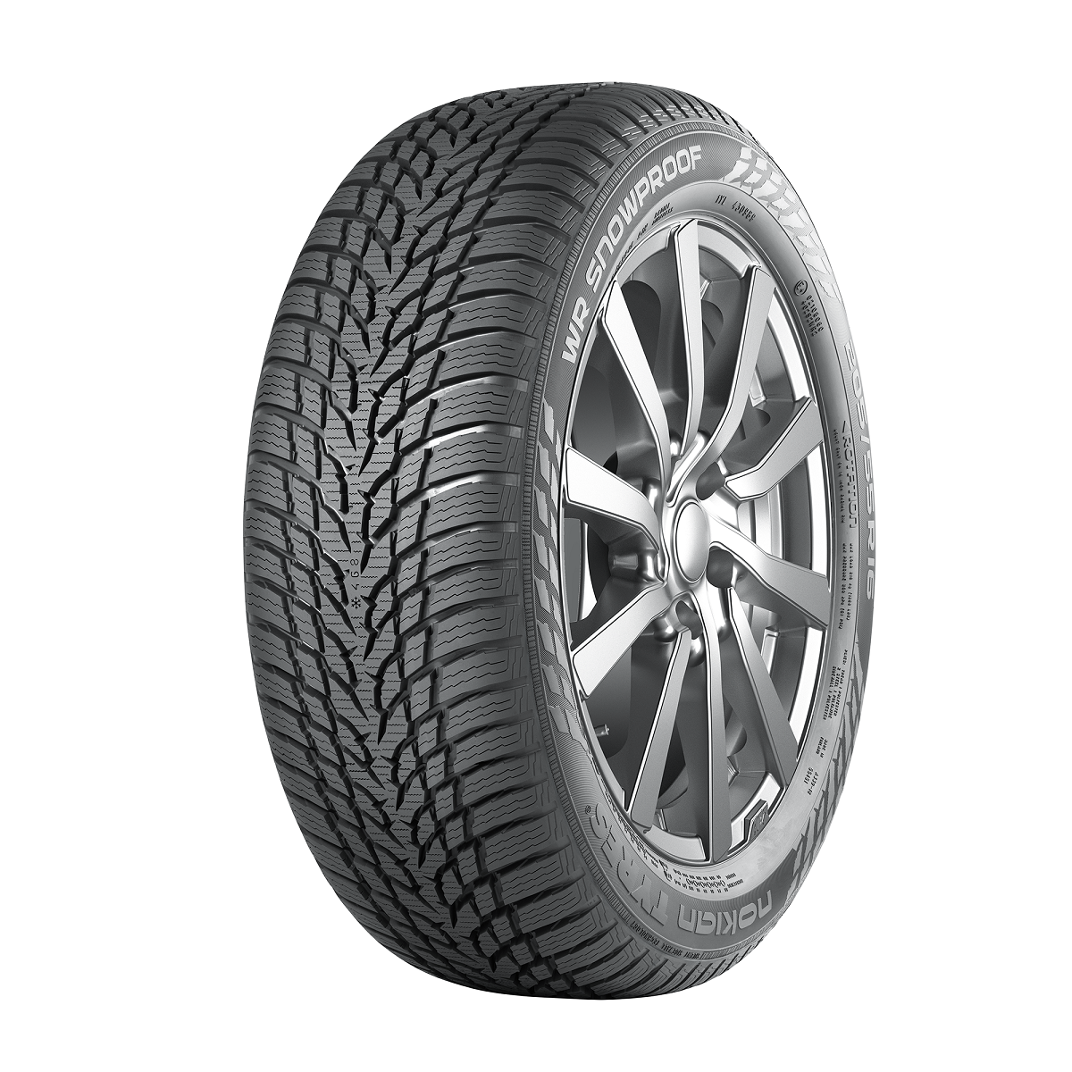 Gomme Nuove Nokian 175/65 R14 82T WR Snowproof M+S pneumatici nuovi Invernale