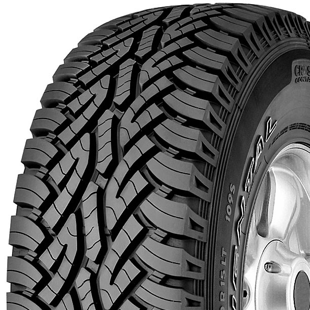 Gomme Nuove Continental 205/80 R16 104T CrossContact AT M+S pneumatici nuovi Estivo