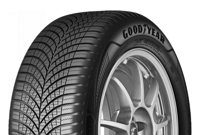 Gomme Nuove Goodyear 235/55 R17 103Y Vector 4Seasons Gen-3 XL M+S pneumatici nuovi All Season