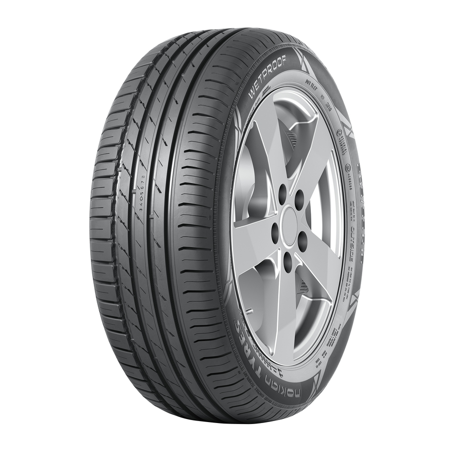 Thumb Nokian Gomme Nuove Nokian 215/60 R16 99V Wetproof XL pneumatici nuovi Estivo 0