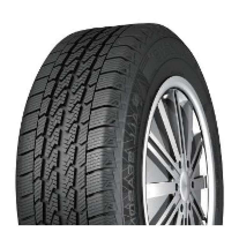 Gomme Nuove Nankang 195/60 R16C 99/97T AW-8 M+S pneumatici nuovi All Season