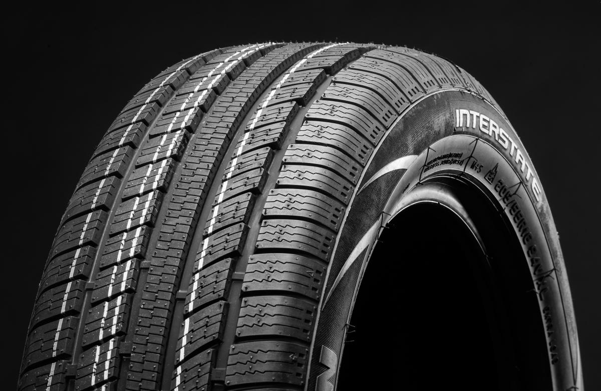 Gomme Nuove Interstate 185/60 R14 82H ALL SEASON GT M+S pneumatici nuovi All Season
