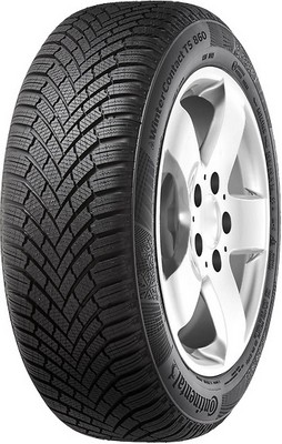 Gomme Nuove Continental 215/55 R16 97H TS 860 XL M+S (100%) pneumatici nuovi Invernale