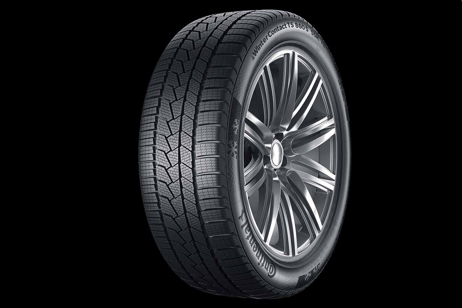 Gomme Nuove Continental 245/40 R19 98V TS860 S XL M+S pneumatici nuovi Invernale