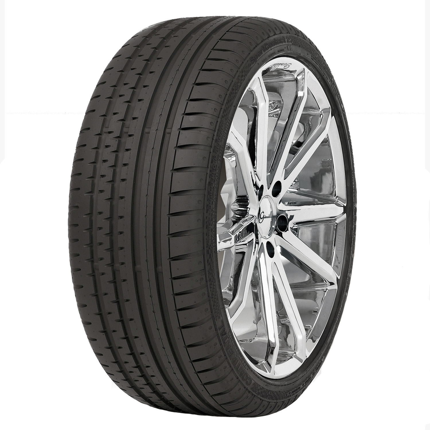 Gomme Nuove Continental 265/40 R20 104Y SP.CONTACT 3 AO XL pneumatici nuovi Estivo