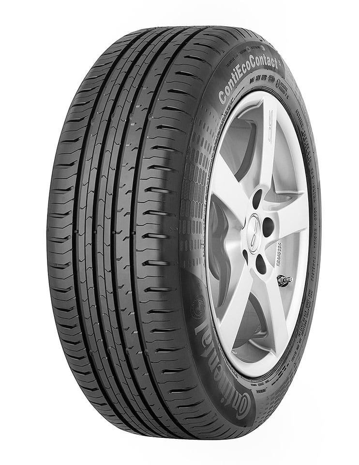 Gomme Nuove Continental 185/55 R15 86H ECOCONTACT 5 XL pneumatici nuovi Estivo
