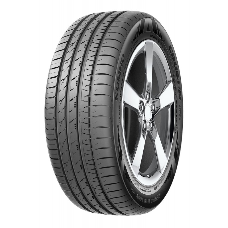 Gomme Nuove Kumho 225/60 R18 100H Crugen HP91 pneumatici nuovi Estivo