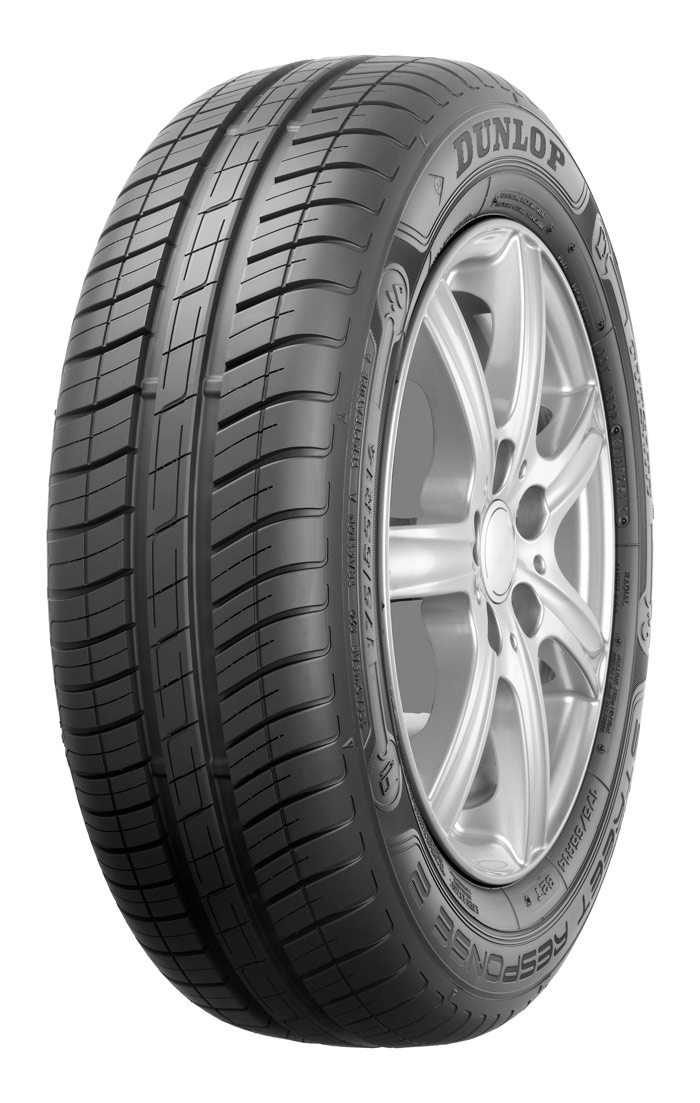 Thumb Dunlop Gomme Nuove Dunlop 175/65 R15 84T STREETRESPONSE 2 pneumatici nuovi Estivo 0