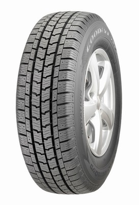 Gomme Nuove Goodyear 205/70 R15C 106R CARUG2 M+S pneumatici nuovi Invernale