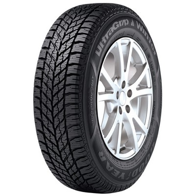 Gomme Nuove Goodyear 245/65 R17 107H UltraGrip + SUV M+S pneumatici nuovi Invernale