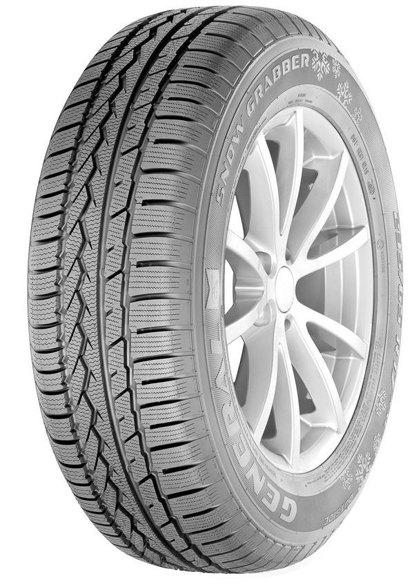 Gomme Nuove General Tire 245/65 R17 107H Snow Grabber M+S pneumatici nuovi Invernale