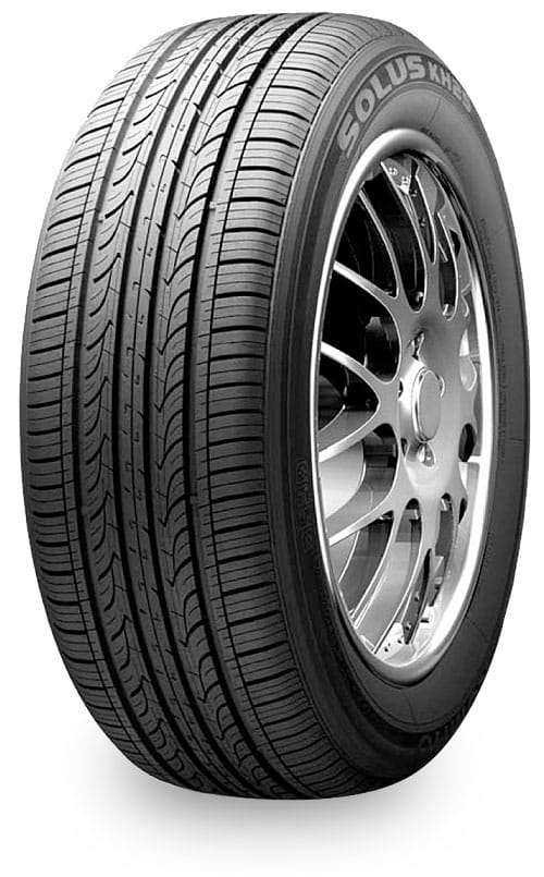 Gomme Nuove Kumho 205/55 R17 91V Solus KH25 M+S pneumatici nuovi Estivo