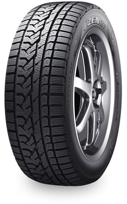 Gomme Nuove Kumho 235/60 R18 107H I\'ZEN RV KC15 XL M+S pneumatici nuovi Invernale