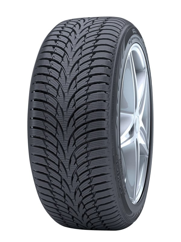 Gomme Nuove Nokian 185/65 R15 88T WR D3 M+S (100%) pneumatici nuovi Invernale