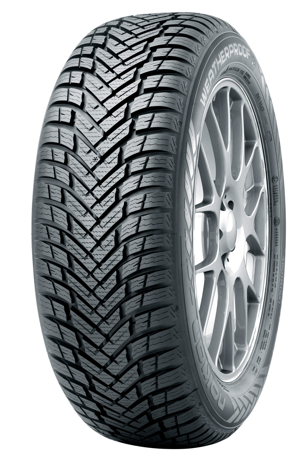 Gomme Nuove Dunlop 225/50 R17 94H WIN SPORT 5 M+S pneumatici nuovi Invernale