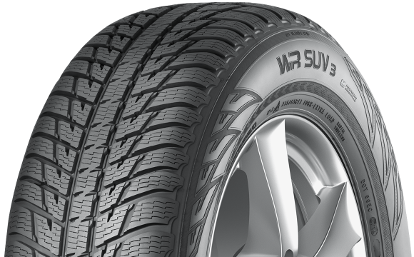 Gomme Nuove Nokian 225/60 R17 103H WR SUV 3 XL M+S pneumatici nuovi Invernale