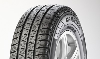 Gomme Nuove Pirelli 225/75 R16C 118R CARRIER WINTER C M+S (100%) pneumatici nuovi Invernale
