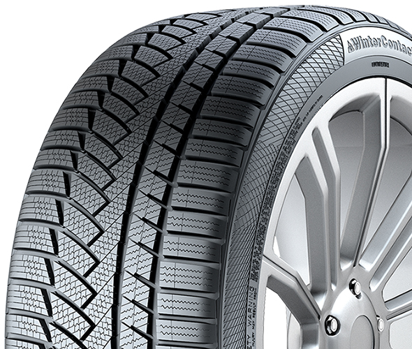 Gomme Nuove Continental 255/40 R19 100V CONTIWINTERCONTACT TS 850 P FR XL M+S pneumatici nuovi Invernale