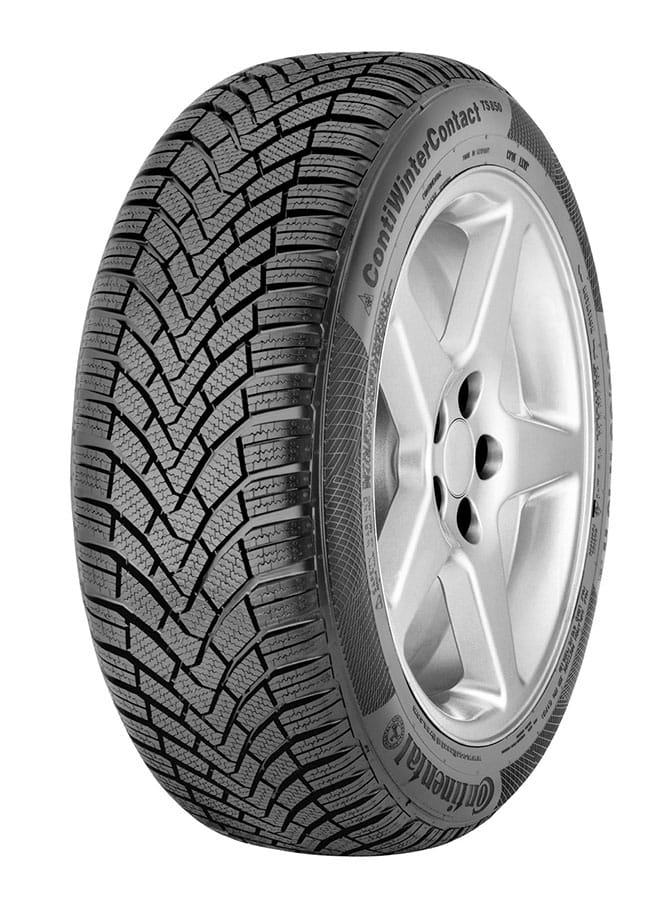 Gomme Nuove Continental 215/55 R16 93H CONTIWINTERCONTACT TS 850 M+S pneumatici nuovi Invernale
