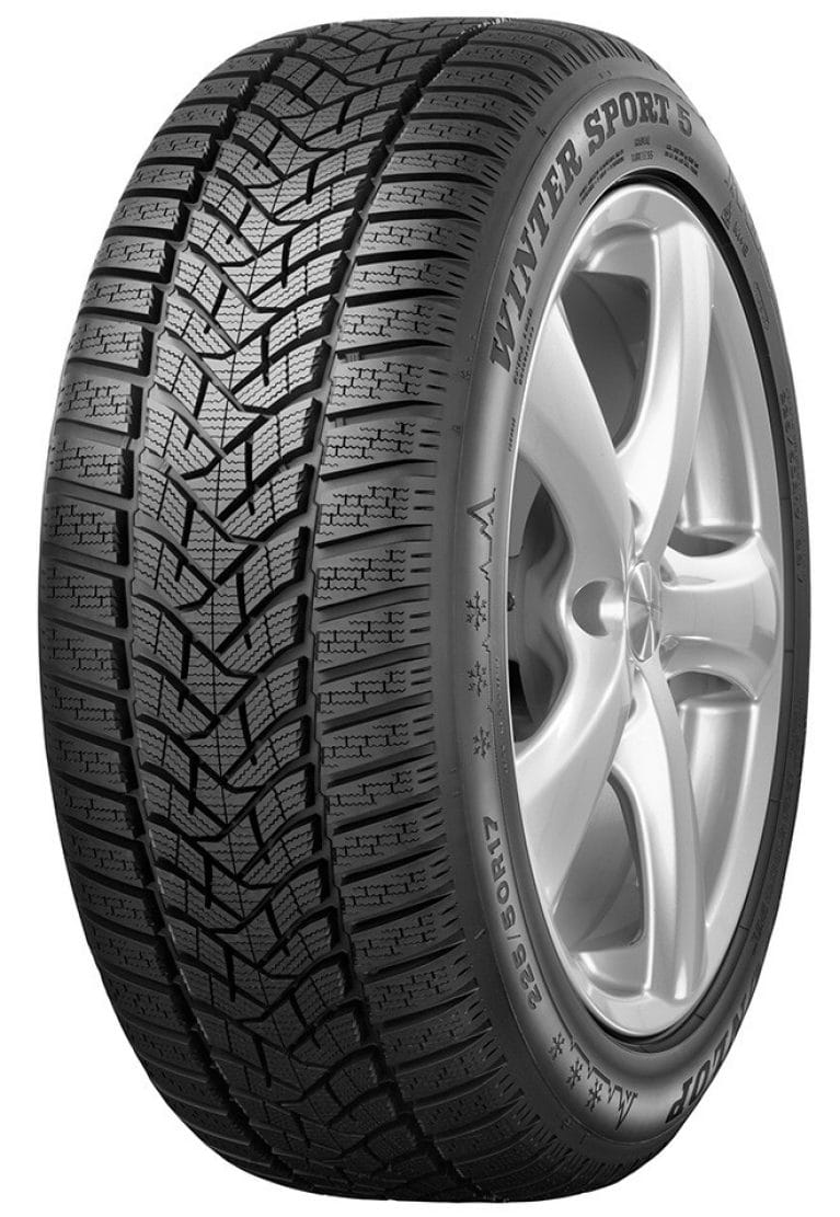Gomme Nuove Dunlop 205/55 R16 91H WINTER SPORT 5 M+S pneumatici nuovi Invernale