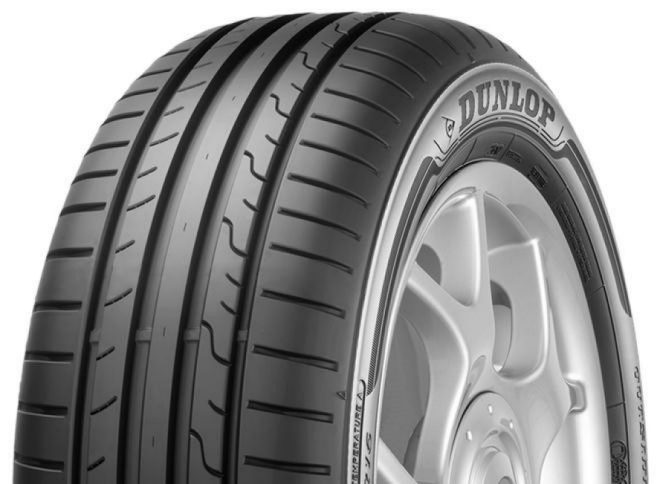Thumb Dunlop Gomme Nuove Dunlop 195/50 R15 82H SP.BLURESPONSE MFS pneumatici nuovi Estivo 0
