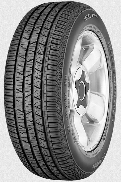 Gomme Nuove Continental 255/55 R19 111H CONTICROSSCONTACT LX Sp BSW AO XL pneumatici nuovi Estivo