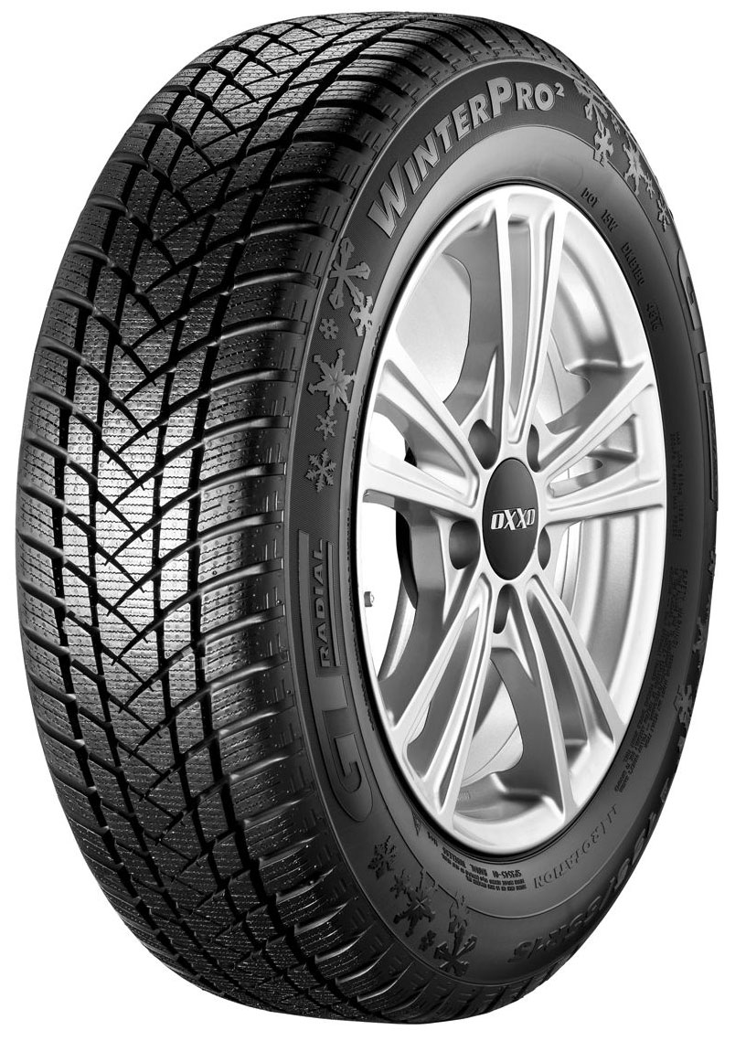 Gomme Nuove GT Radial 155/70 R13 75T WINTER PRO 2 M+S pneumatici nuovi Invernale