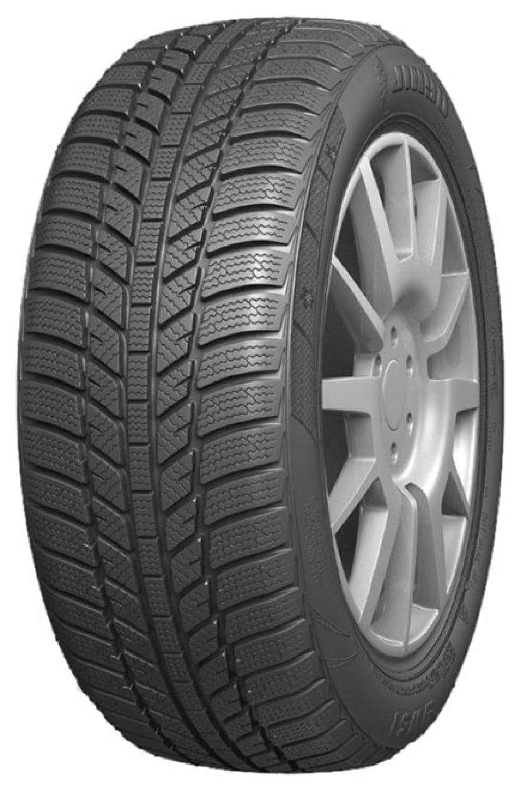 Gomme Nuove Jinyu Tyres 175/70 R13 82T Winter YW51 Radial M+S pneumatici nuovi Invernale