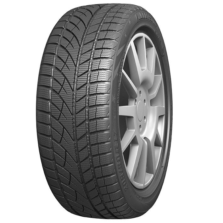 Gomme Nuove Jinyu Tyres 215/45 R17 87H Winter YW52 RPB M+S pneumatici nuovi Invernale
