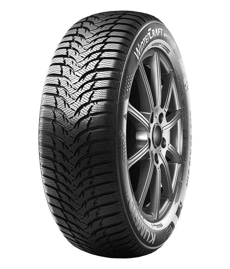 Gomme Nuove Kumho 205/50 R16 87H WinterCraft WP51 M+S pneumatici nuovi Invernale