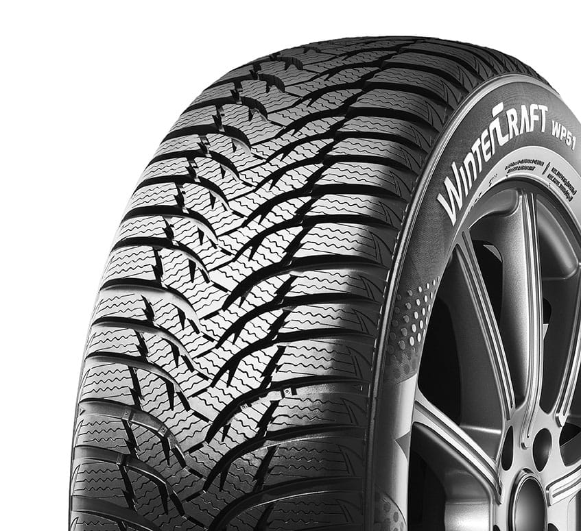 Thumb Kumho Gomme Nuove Kumho 155/80 R13 79T WINTERCRAFT WP51 M+S pneumatici nuovi Invernale_1