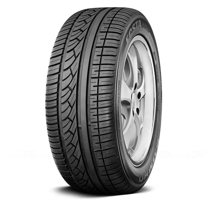 Gomme Nuove Kumho 215/55 R18 95H ECSTA KH11 pneumatici nuovi Estivo