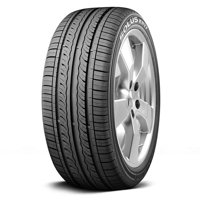 Gomme Nuove Kumho 155/80 R13 79T Solus KH17 pneumatici nuovi Estivo
