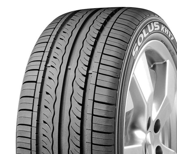 Thumb Kumho Gomme Nuove Kumho 155/80 R13 79T Solus KH17 pneumatici nuovi Estivo_1