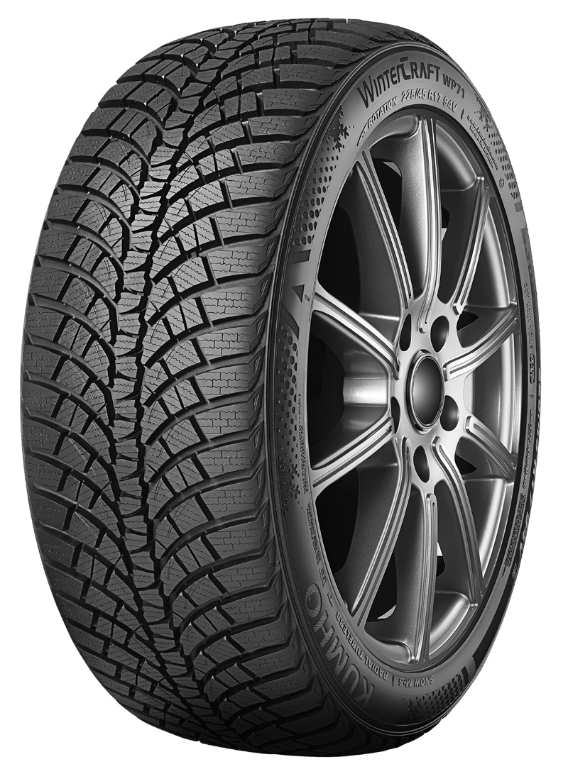 Gomme Nuove Kumho 225/40 R18 92V WP71 M+S pneumatici nuovi Invernale