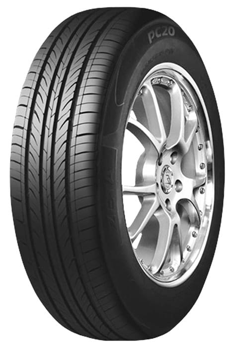 Gomme Nuove Pace 195/55 R16 87V Pc20 Runflat (100%) pneumatici nuovi Estivo