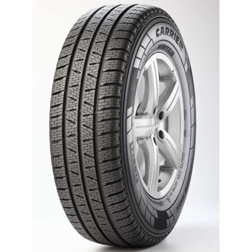 Gomme Nuove Pirelli 205/65 R16C 107T Carrier Winter M+S pneumatici nuovi Invernale