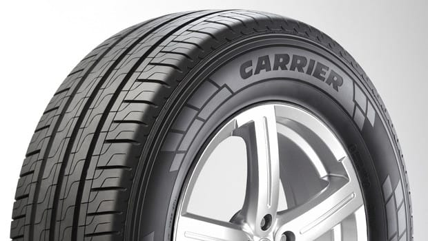 Gomme Nuove Pirelli 195/60 R16 99H Carrier M+S pneumatici nuovi Invernale