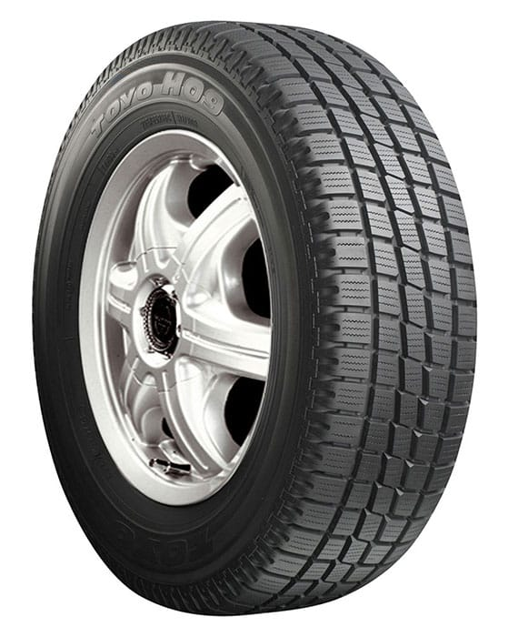 Gomme Nuove Toyo 205/60 R16C 100/98T H 09 RPB M+S pneumatici nuovi Invernale