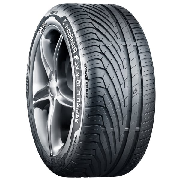 Thumb Uniroyal Gomme Nuove Uniroyal 205/45 R16 83Y RainSport 2 pneumatici nuovi Estivo 0