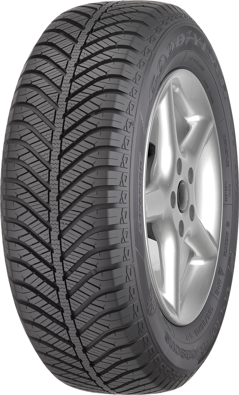 Gomme Nuove Goodyear 205/50 R17 89V Vector 4 Seasons M+S pneumatici nuovi All Season