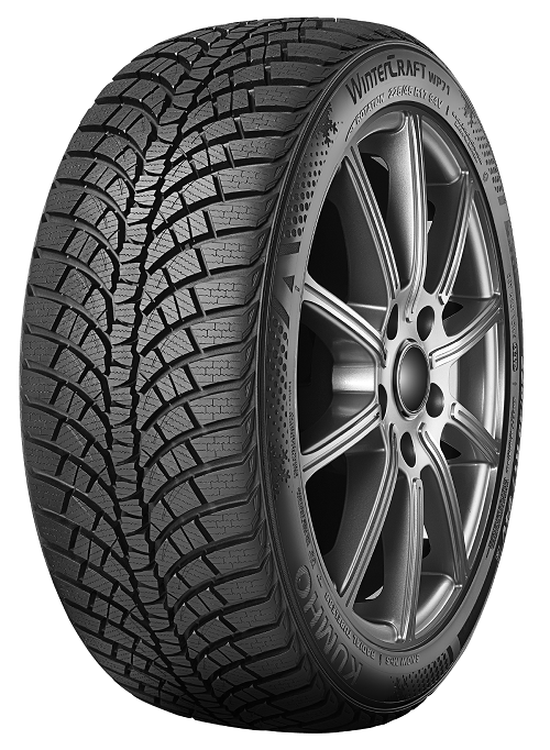 Gomme Nuove Kumho 225/50 R17 98V WP71 XL M+S pneumatici nuovi Invernale